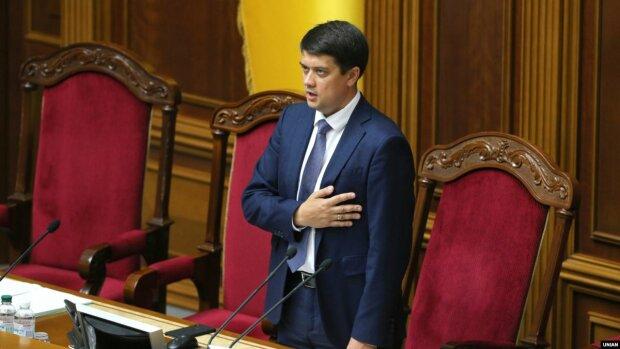 Дмитро Разумков, фото: Радіо Свобода