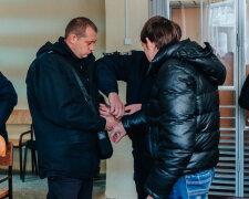 Суд над зловмисником у Дніпрі, фото: Днепровская панорама
