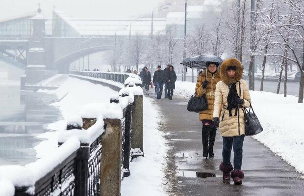 Вінничанам доведеться сидіти вдома 31 січня, зима остаточно з'їхала и ґлузду