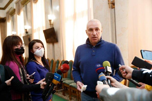 100 тыс. ПЦР-тестов, купленных Ярославским за $850 тыс., прибыли в Борисполь