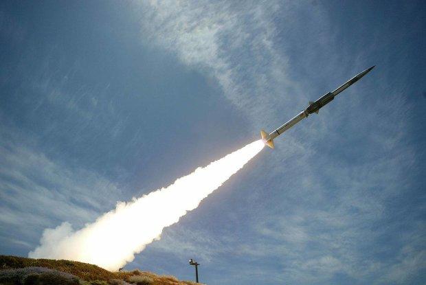Секретна кнопка в дії: ворожі ракети стерли на попіл за кілька секунд, ці кадри увійдуть в історію