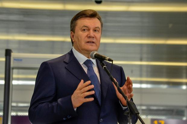 Янукович кратко рассказал о жизни в России: меня кинули, как лоха