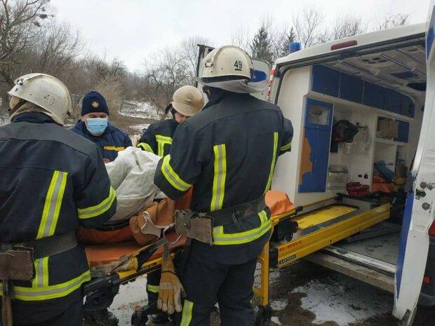рятувальники / фото: ДСНС