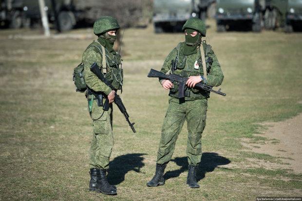 Північна Корея в Криму: окупанти влаштували ігрища з дітьми та зброєю