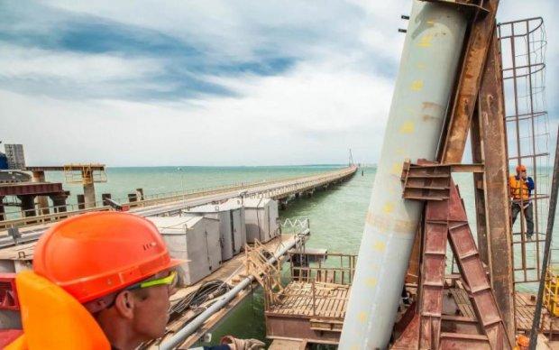 Будівництво Керченського моста: що ще придумав Кремль