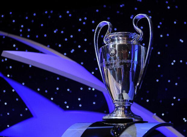 Результати жеребкування 1/8 фіналу Ліги чемпіонів
