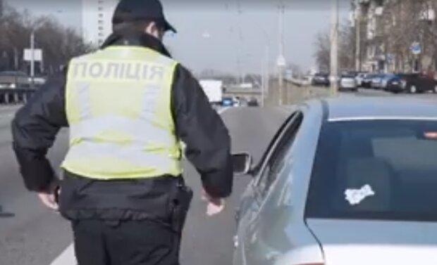 В Киеве угонщика авто поймали по горячим следам, - его подвело…