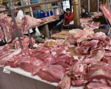 Ціни на м'ясо, фото: Уніан