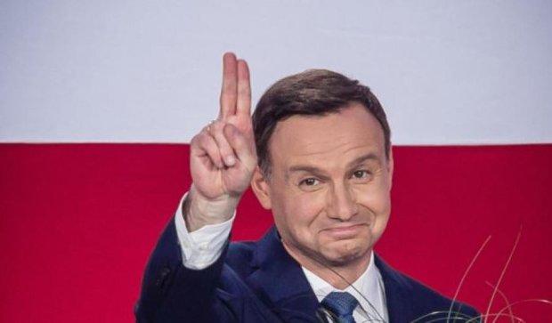 Президент Польщі Дуда зустрінеться з Порошенком восени