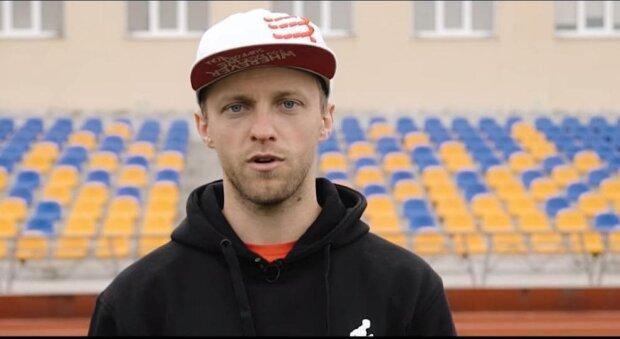 Андрей Козырь / скриншот из видео