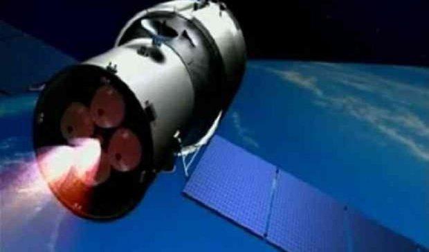 Китайский спутник провоцирует глобальную катастрофу