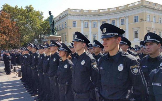 Сын Героя Украины возглавил одесскую полицию
