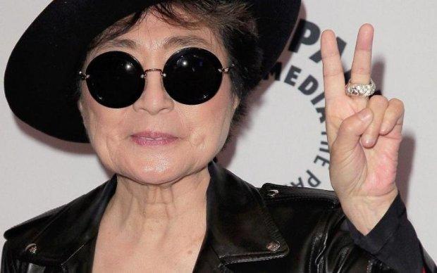 Йоко Оно розповіла, як позбулася Джона Лемона