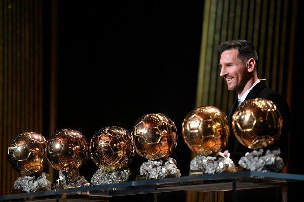 Ліонель Мессі отримав шостий Золотий м'яч у кар'єрі