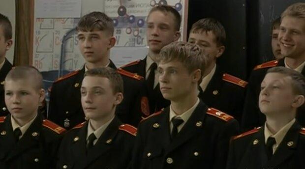 """Сериал """"Кадеты"""", кадр из фильма"""