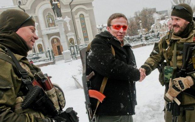 """В окопи до Прілєпіна: Охлобистін зібрався поповнити лави терористів """"ДНР"""""""