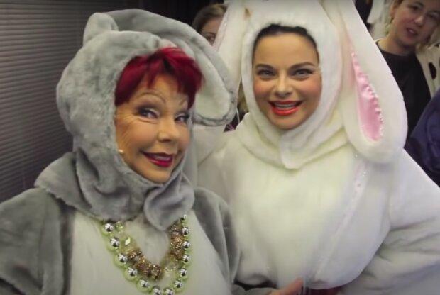 Наташа Королева, скриншот из youtube
