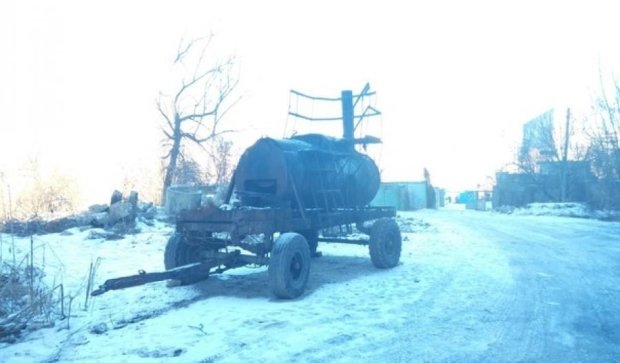 "По Харкову їздить авто з ""Шаленого Максу"" (фото)"