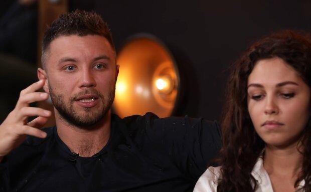 Михайло Заливайко та Анна Богдан, кадр з інтерв'ю: YouTube Люкс ФМ
