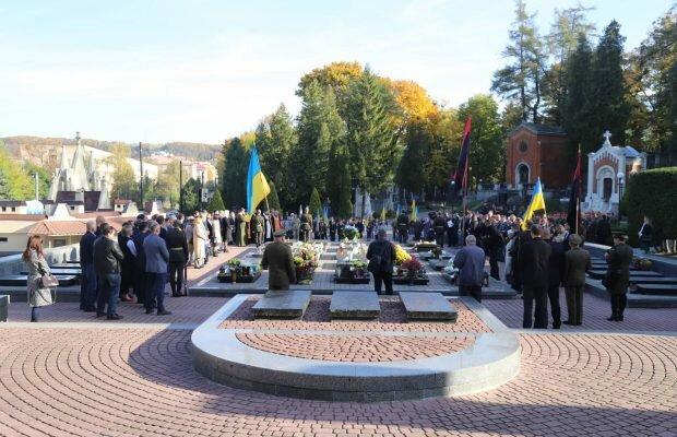 Побратими Бандери: у Львові перепоховали воїнів УПА, боролись за Україну до останнього