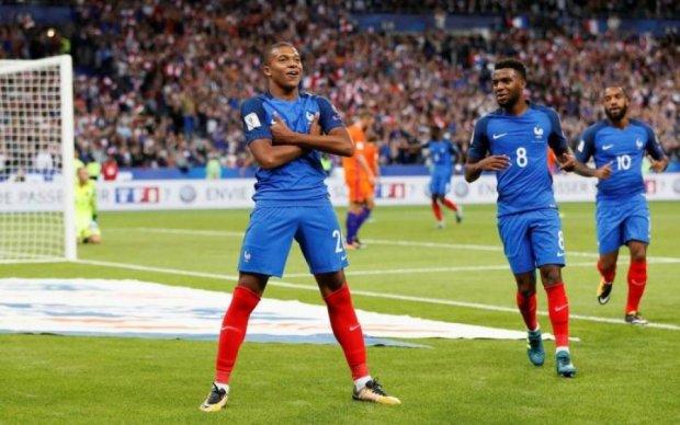 ЧС-2018: Франція рознесла Хорватію