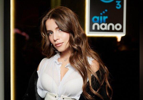 Кристина Соловий, фото facebook