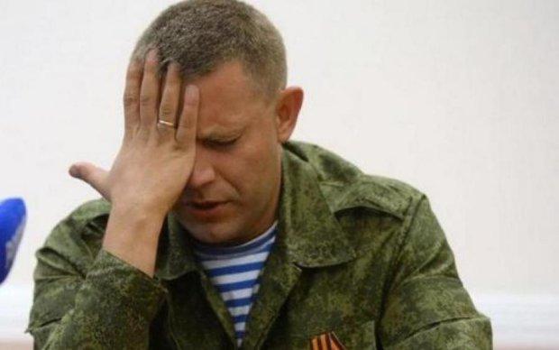 Захарченко с украинскими сигаретами взорвал сеть: фото