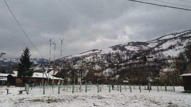 Карпати засипало снігом: чарівні кадри білої тиші