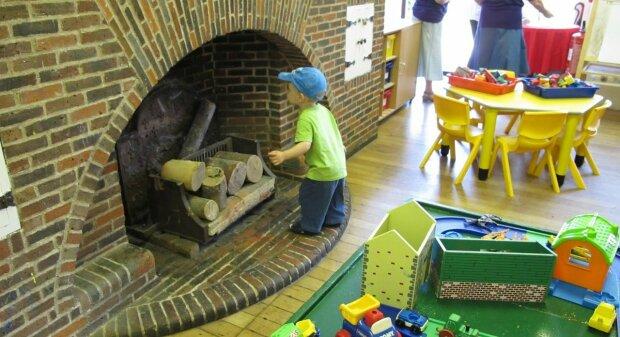 Детский сад, фото: mena.org.ua