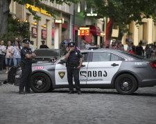 поліція Грузії