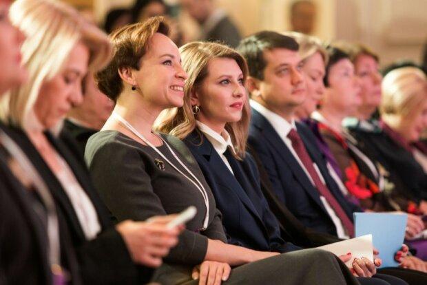 Олена Зеленська, фото з сайту Президента