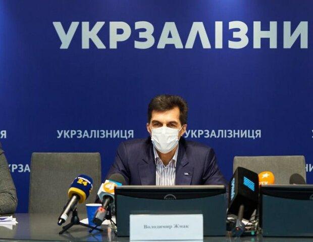 Владимир Жмак, фото из свободных источников