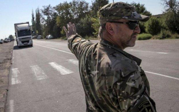 Український політик показав реалії на лінії розмежування