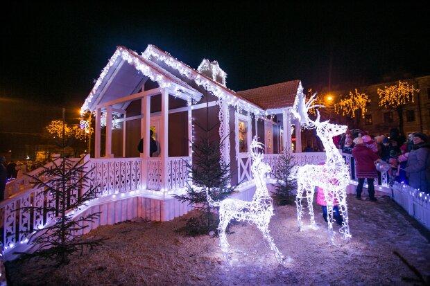 У Вінниці з'явиться резиденція Святого Миколая: малюки затамували подих, куди йти за подарунками