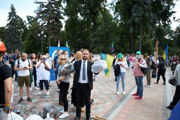 Александр Юрченко - фото со страницы нардепа на Фейсбук