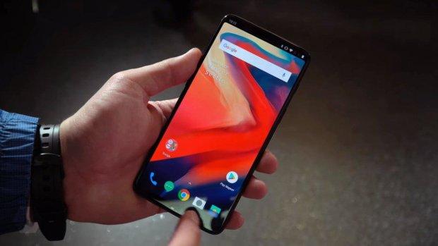 Внешний вид OnePlus 7 впервые показали в сети