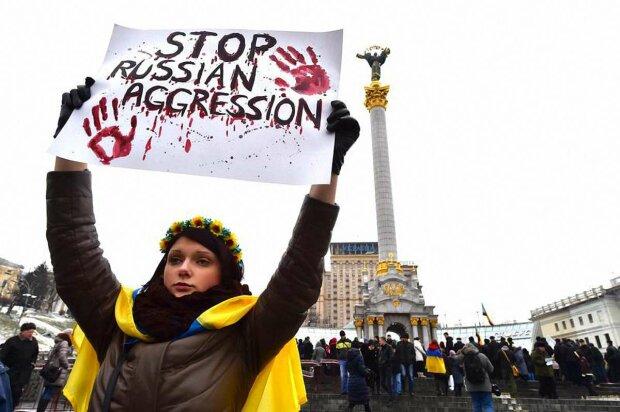 збільшилась кількість українців, які вважають Росію агресором
