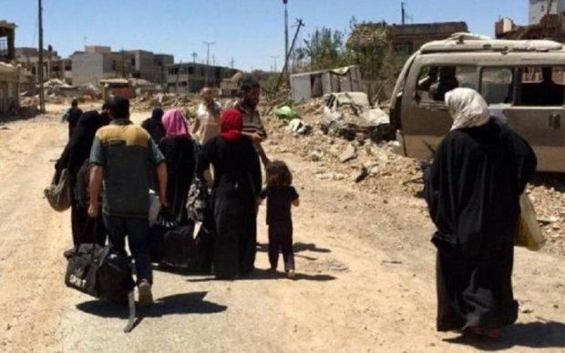 Армия Ирака лишила ИГ живого щита