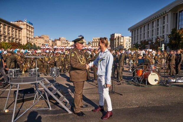 """Головний архітектор параду на Майдані Бадоєв зізнався українцям у найголовнішому: """"Це був виклик"""""""