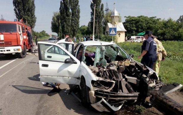 Трагедія в Харкові поклала початок низці жахливих ДТП