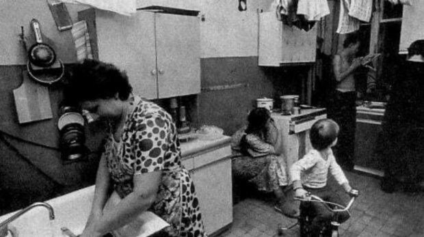 Люди в СССР, фото: Facebook