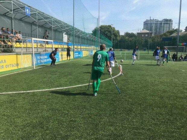 Матч ветеранів: Україна-Азербайджан