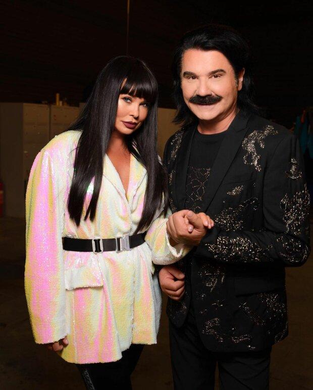 Павло Зібров і Ассія Ахат, фото: Instagram