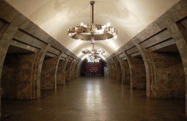Украинцы останутся без центральных станций метро