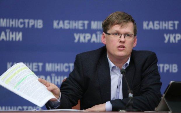 Розенко озвучил численность армии безработных