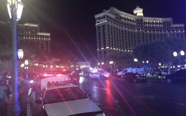 Вооруженные грабители штурмовали казино Лас-Вегаса