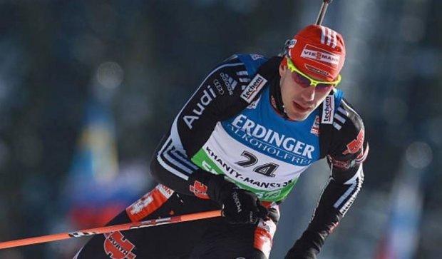 Немец Пайффер победил в мужском преследовании на этапе по биатлону в Финляндии