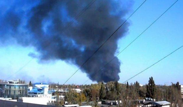 У ДНР прогриміло два потужних вибухи