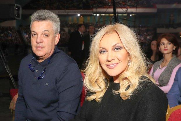 Таисия Повалий и Игорь Лихута