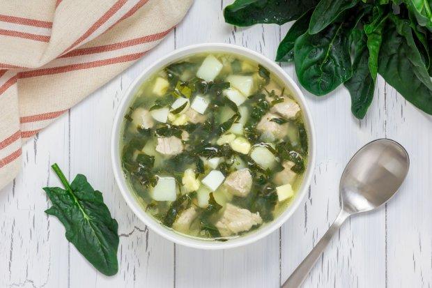 Вдалі ідеї до посту: щавлевий суп з грибами